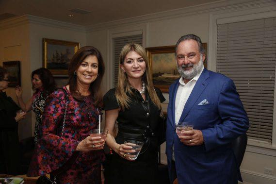 Maria Alonso, & Jaleh & Patrick Peyton