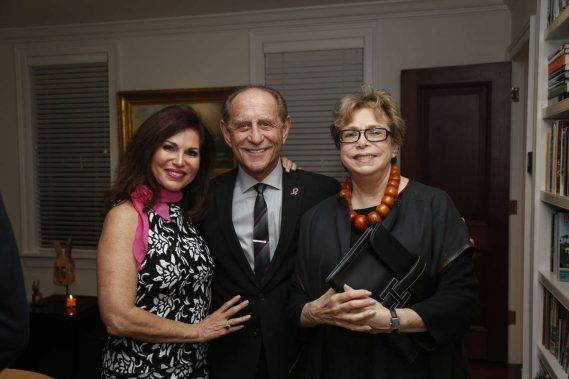 Risa & Harvey Ruvin, & Terri Harris