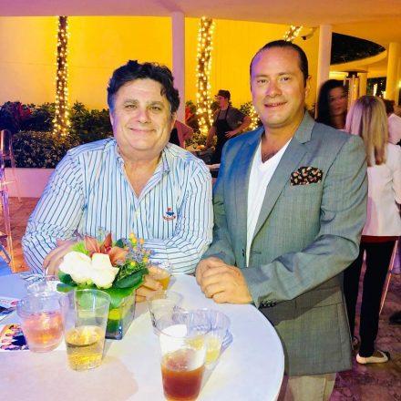 Keith Marks, Jorge Cervera
