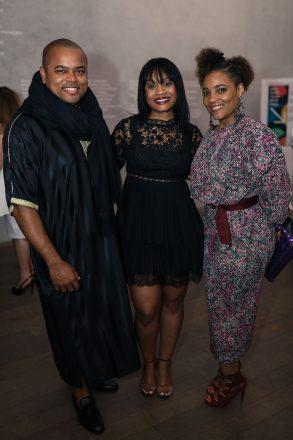 Keon Hardemon, Adia Kamaria McKenzie, & Amaris Jones