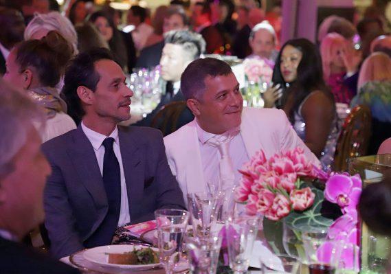 Marc Anthony & Alejandro Sanz