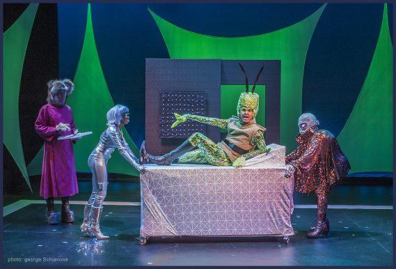 City Theatre's Summer Shorts - Photo by Justin Namon, ra-haus