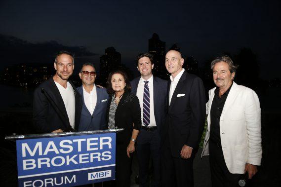 Tony Cho, Jeff Morr, Donna Bloom, Michael Bruno, Michael Neumann and Ralph De Martino