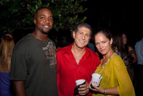 V Georgio Vodka celebration at the Fontainebleau, Miami.
