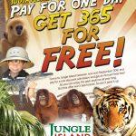 jungle island special