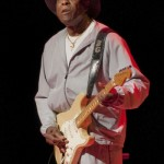Buddy Guy plays the Blues