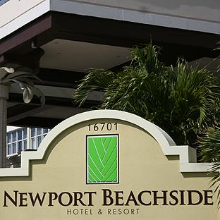 Newport Beachside Hotel Amp Resort Hosts Mr Amp Ms Miami