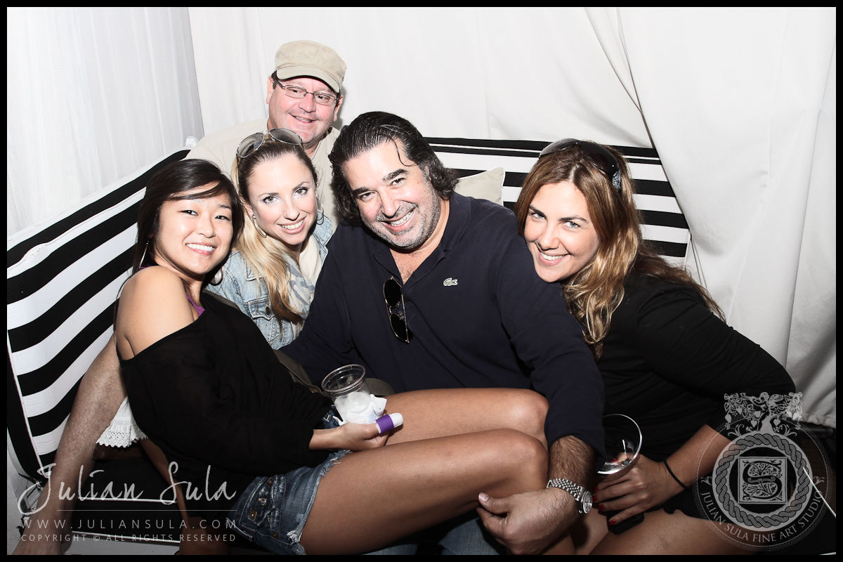 Guests-Ocean Drive Magazine Mixologist Masters 2010 Event at the Raleigh Hotel in Miami