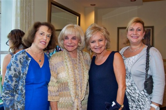 Judy Ambrose, Nancy Majteles, Mary Ann Lippman and Juliette Lippman