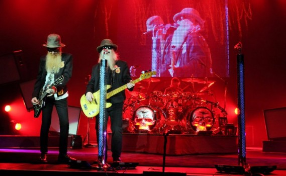 ZZ Top returned to Hard Rock Live