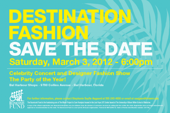 Destination Fashion 2012