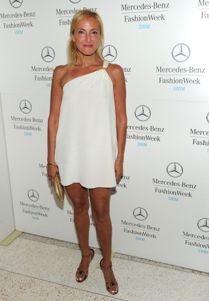 Designer Phooneh Mohazzabi attends Mercedes-Benz Fashion Week Swim at The Raleigh on July 16, 2011 in Miami Beach, Florida. (Photo by Michael Buckner/Getty Images for Mercedes-Benz)