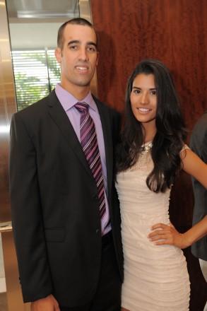 Caleb Orsini, Kristin Anisia