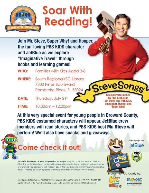 Meet Mr. Steve from PBS Kids