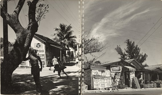 Color Town, circa 1947, compiled and photographed by Max Waldman Prints and Photographs Division, Gift/Purchase, 1997 and 2000 From the new book Photographic Memory: The Album in the Age of Photography, (Aperture, June 2011)