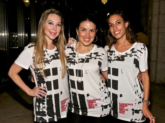 MARISOL PATTON, GINA ARCIC BEEKMAN, LAUREN GNASSO for Fashion's Night Out at the Village of Merrick Park