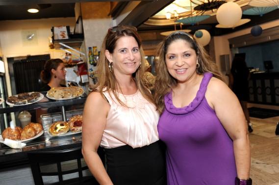 Dr. Robin Parker and Mona Nasser