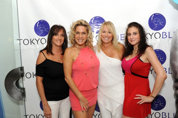Sheari Blackman, Erin Mia, Jami Appel and Jennifer Goldenthal