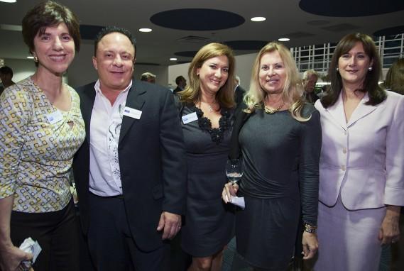 Nancy Iliffe, Carlos Garcia, Iliana Abella, Helen Jeanne Nicastri, Claudia Lewis
