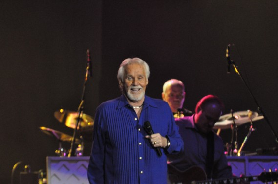 Kenny Rogers Live at The Seminole Hard Rock Casino and Resort, Hollywood, FL By: Daedrian McNaughton and Gary Sandelier-Premier Guide Media/Premier Guide Miami