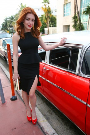 Elena Satine (portrays Judi Silver)