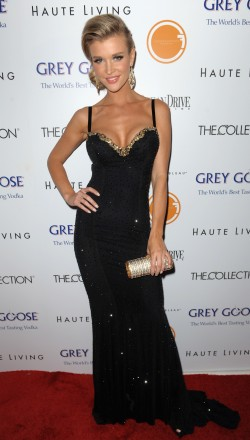 Joanna Krupa attends the Blacks' Annual Gala 2012 at Fontainebleau Miami Beach on March 24, 2012 in Miami Beach, Florida.