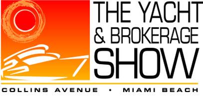 Yacht & Brokerage Show in Miami Beach