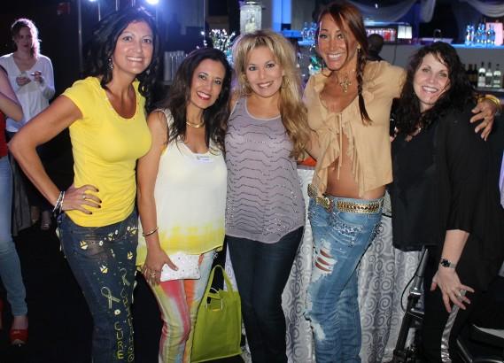 P6. Angela Salter, Magali Salazar, Anne Reinstein, Lima Auclair and Cindy Eisen - Photo Credit - Angela