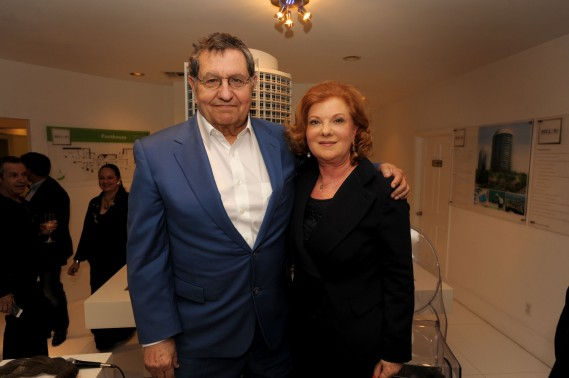 Martin Margulies & Celia Birbragher