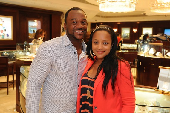 Patrick and Michelle Surtain