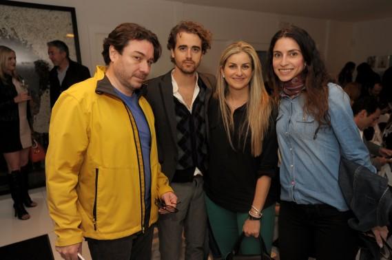 Sergio Vega, Roc Laseca, Karina Belilty, Karen Starosta Gilinski