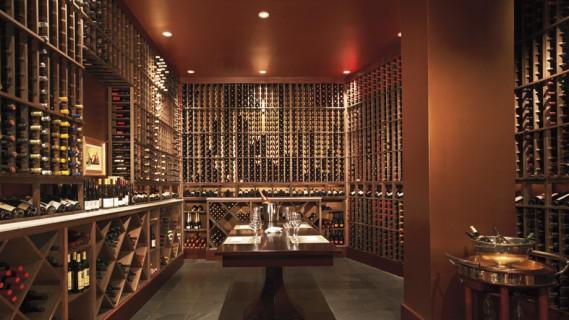 ritz wine vault