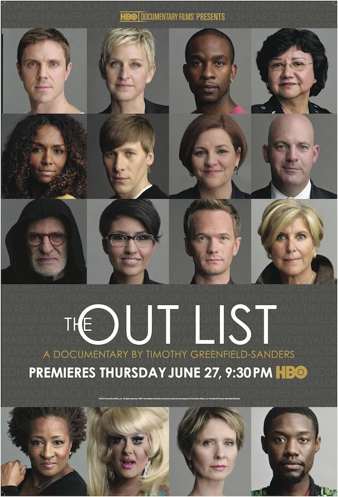 HBO Film: THE OUT LIST MIAMI PREMIERE EXCLUSIVE PASSES – Premier