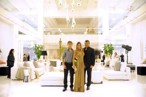 Bruno, Lais, & Paulo Bacchi
