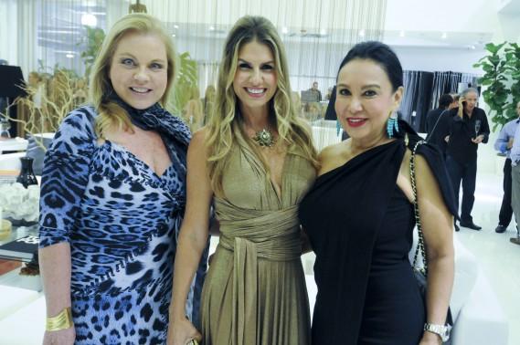 Conny Lowndes, Lais Bacchi, & Mirtha Arriaran