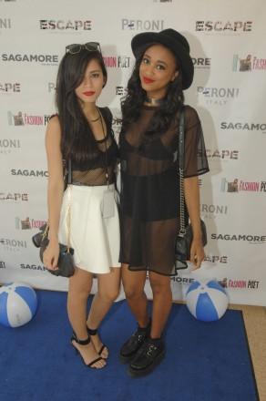 Joselin Reyes & Ria Michelle