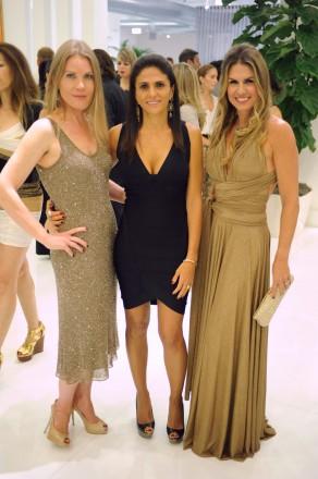 Mara Niemeyer, Luciana Riscala, & Lais Bacchi