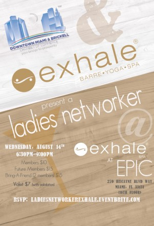 exhaleladiesnetworker