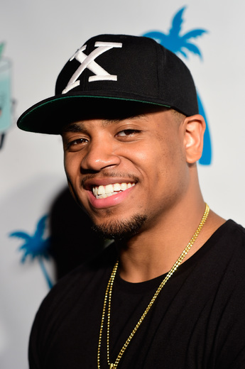 Mack Wilds attends The Dean Collection X BACARDI Untameable House Party on December 3, 2015 in Miami, Florida.