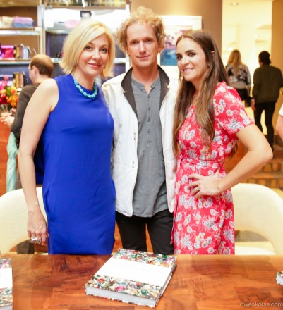 Nadja Swarovski, Yves Behar, Laure Heriard Dubreuil