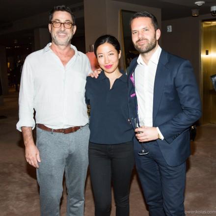 Steven Learner, Jillian Choi, Thomas Aastad