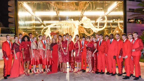 FAENA HOTEL MIAMI BEACH: OPENING CEREMONY