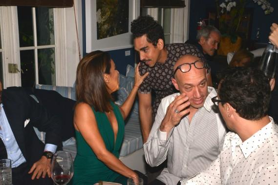 Eva Longoria & Ray Santiago