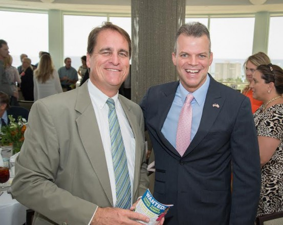 Jack Seiler, Mayor of Fort Lauderdale; and Marty Kiar, Mayor of Broward County