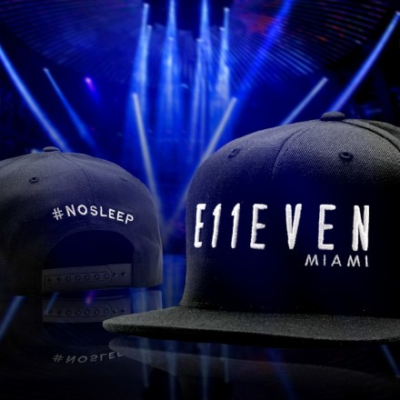 E11EVEN MIAMI launches their active lifestyle brand, E11EVEN Brand, with their world famous signature hat collection.