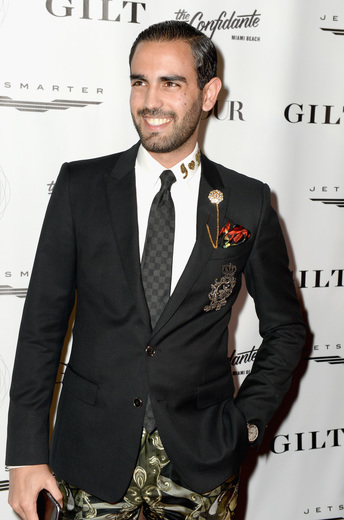 Prince Mohammed Al Thani of Qatar attends the DuJour Media, Gilt & JetSmarter party to kick off Art Basel at The Confidante on November 30, 2016 in Miami Beach, Florida. (Photo by Gustavo Caballero/Getty Images for DuJour)