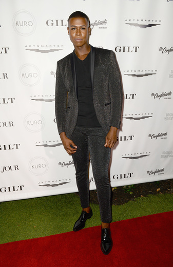 Emory Stewart attends the DuJour Media, Gilt & JetSmarter party to kick off Art Basel at The Confidante on November 30, 2016 in Miami Beach, Florida. (Photo by Gustavo Caballero/Getty Images for DuJour)