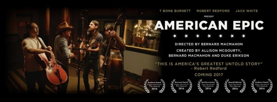 AMERICAN EPIC Premieres May 16 on PBS in the US and May on BBC in the UK