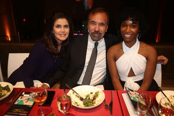 Darlene Pérez, Jorge M. Pérez, & Tschabalala Self