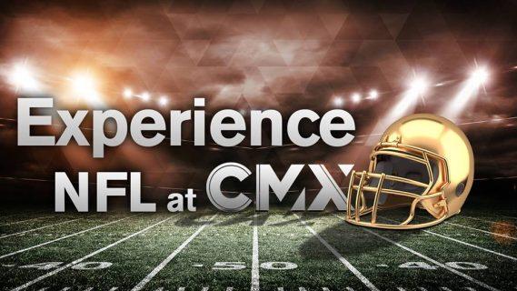 CMX Cinemas Welcomes Football Fans